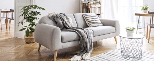 Canapé scandinave